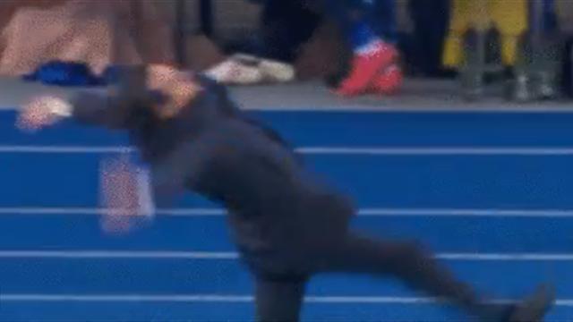 La chute d'anthologie d'Inzaghi en célébrant un but de la Lazio