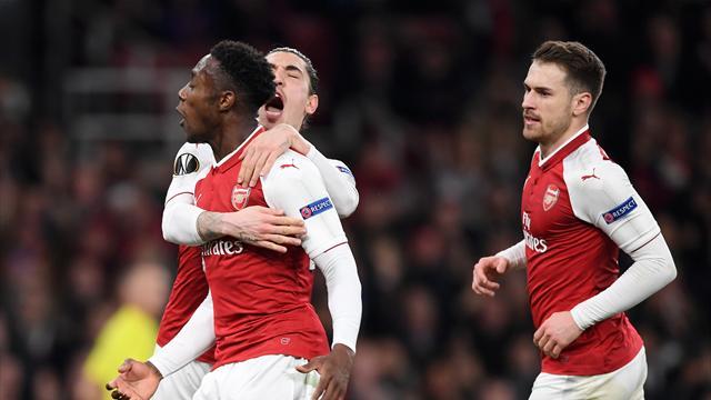 Arsenal a terminé le travail