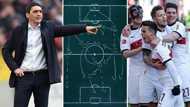 Taktik-Check: Deshalb fruchten Korkuts Maßnahmen beim VfB