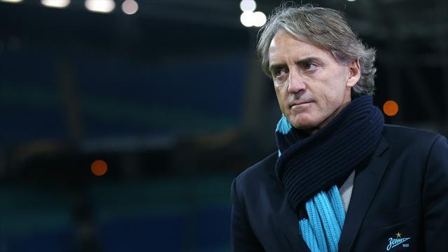Mancini prend la tête de la Squadra Azzurra