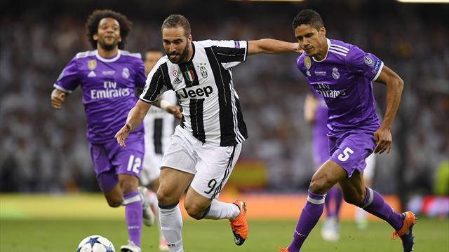 Un remake entre la Juve et le Real, un duel fratricide entre Liverpool et City