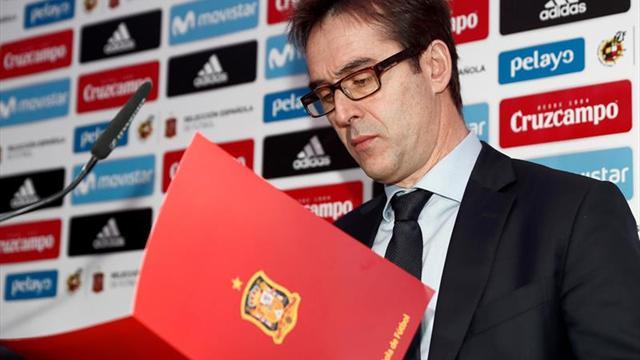 España ya tiene la lista para enfrentar a la Argentina