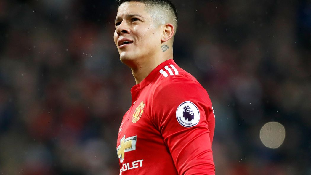 Marcos Rojo signs new Manchester United deal - Premier League 2015 ...
