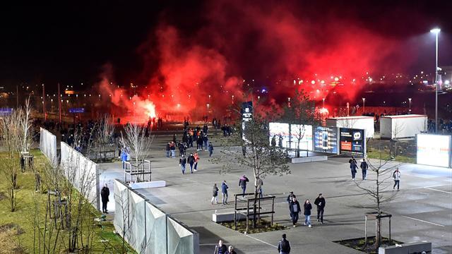 Condamné au huis clos face au Shakhtar par l'UEFA, l'OL s'en remet au TAS