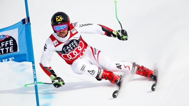 Un Hirscher record, Muffat-Jeandet sur le podium — Are