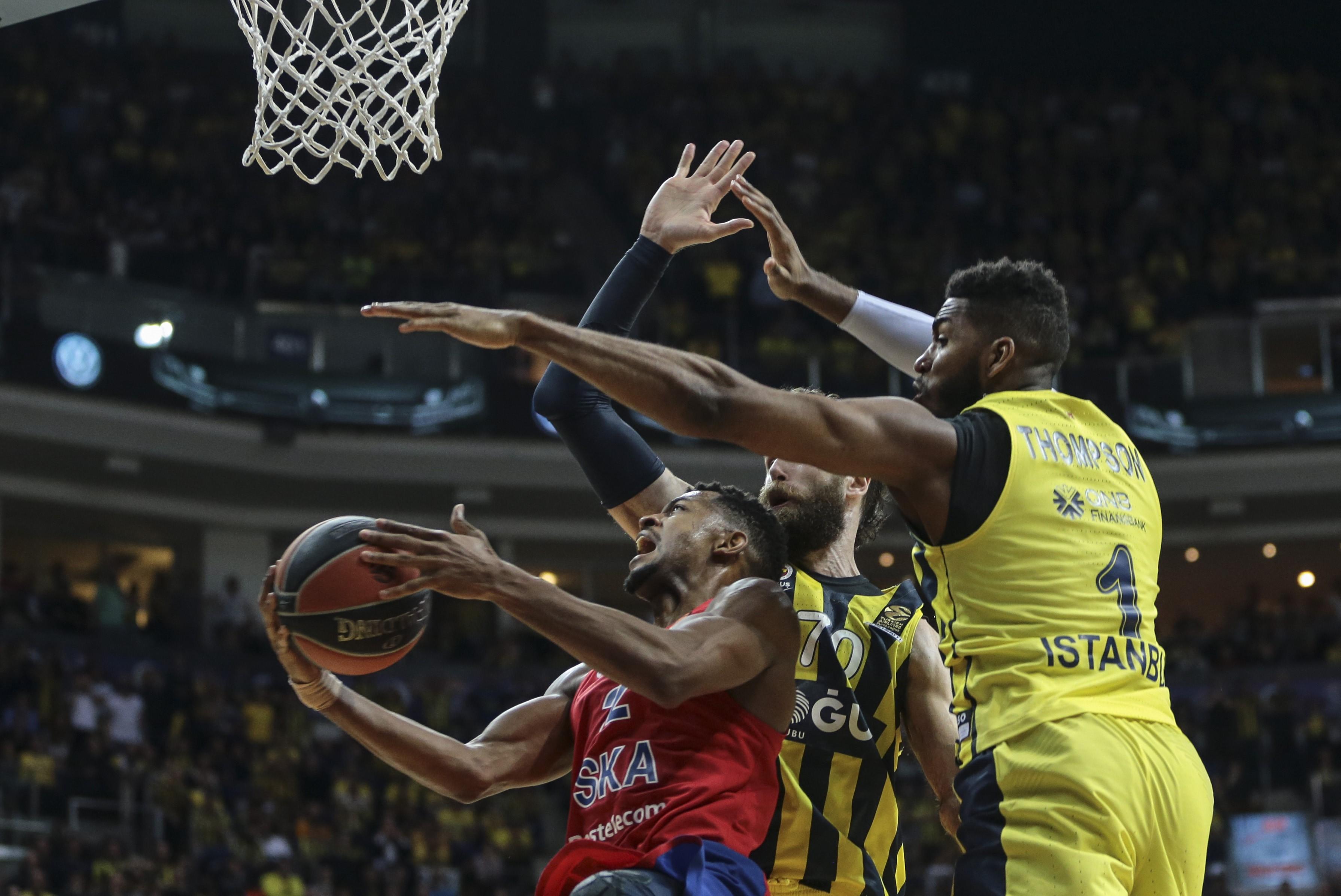 Cory Higgins (CSKA Moskova) vs Fenerbahçe Doğuş