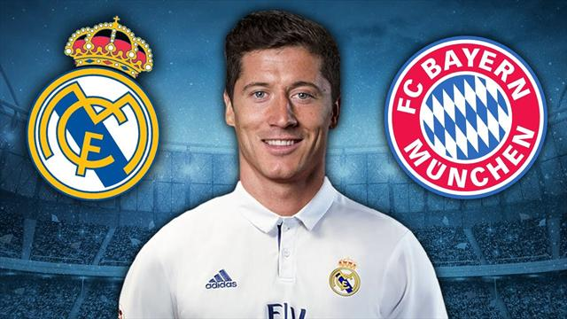 Euro Papers: Real Madrid strike Robert Lewandowski deal