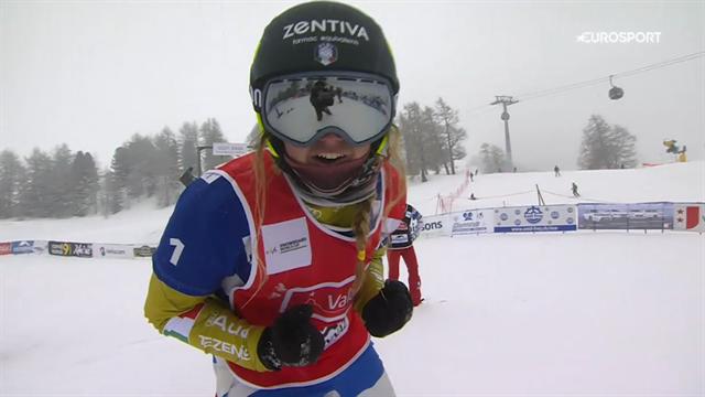 """Michela Moioli: """"Terzo bronzo in un Mondiale, non male. Riuscire a confermarsi è difficile"""""""