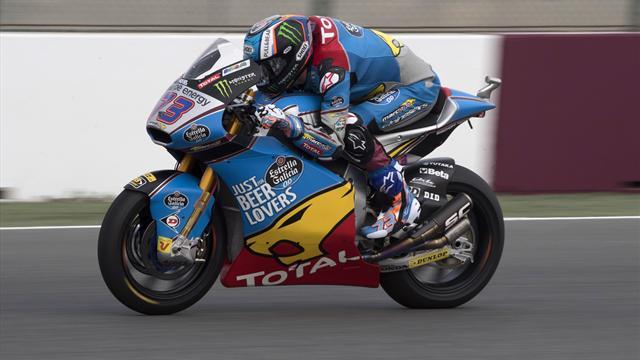 Moto2 : Marquez confirme avec la pole