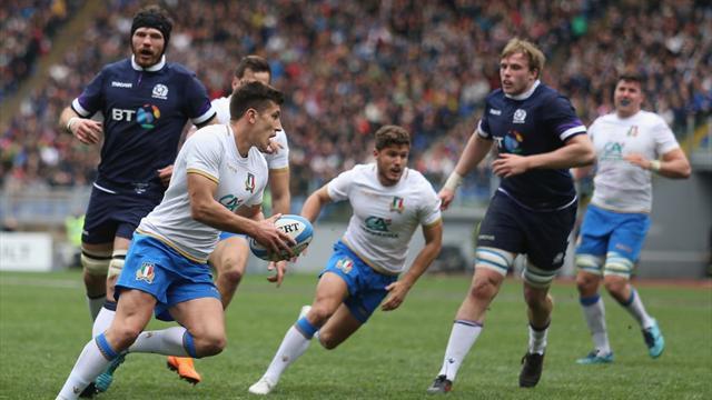 Sei Nazioni 2018: L'Italia ci prova, ma la Scozia vince 29-27 all'Olimpico, gli highlights