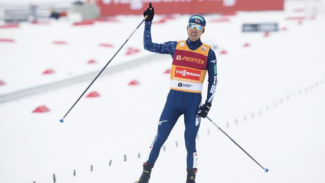 World Cup king Watabe secures comeback win in Schonach