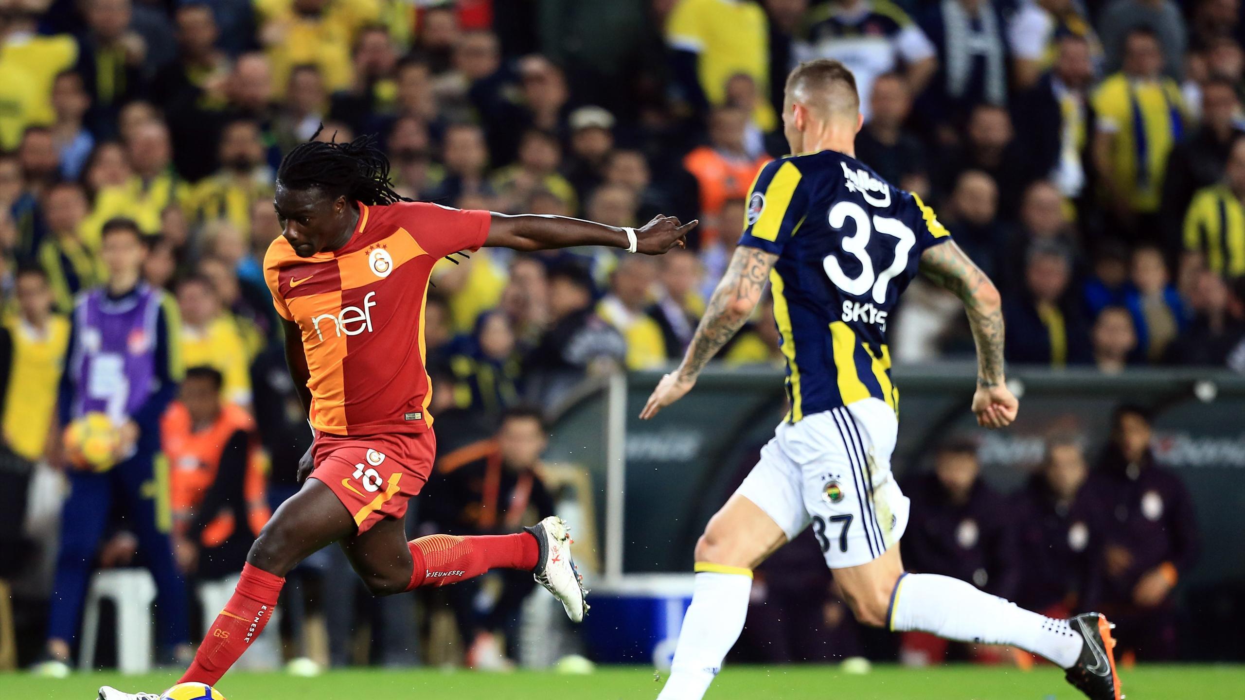 Fenerbahçe'in Kadıköy'de Galatasaray'a Yenilmediği 19 lig maçı 22