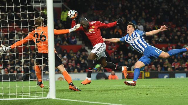 FA Cup - Viertelfinale: Lukaku ist zur Stelle! Manchester United legt vor