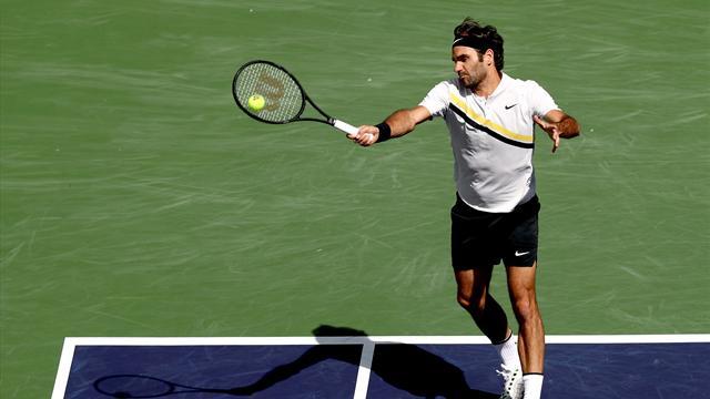 Federer - Del Potro EN DIRECT