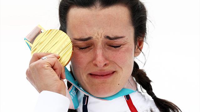 Bochet et le relais 4x2,5 km en or : Les Bleus terminent 4es au tableau des médailles