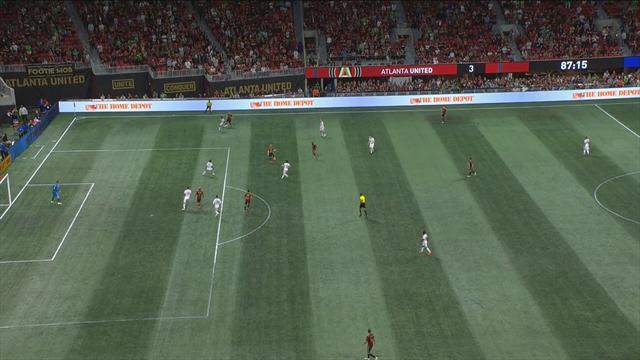 MLS: Atlanta United - Vancouver Whitecaps (Özet)