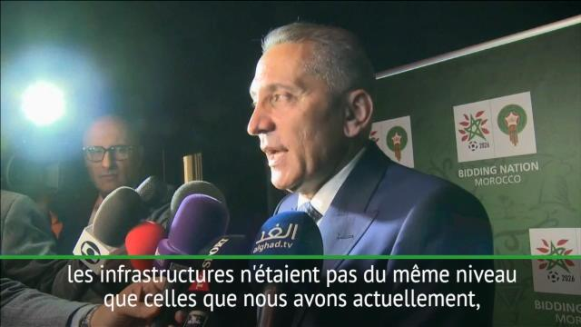 """CdM 2026 - Hafid Elalamy : ''4% du budget public pour la Coupe du monde"""""""