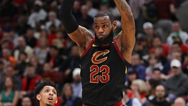NBA roundup: Cavaliers down Bulls, Grizzlies snap 19-game skid