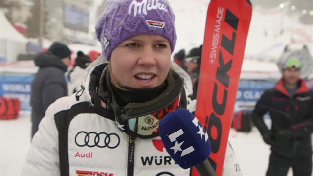 Rebensburg: Not many get to win a Crystal Globe ... to win three feels very special