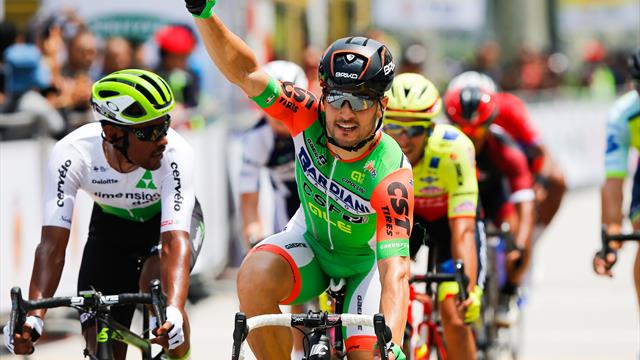 Langkawi: Guardini ends two-year drought with opening stage win