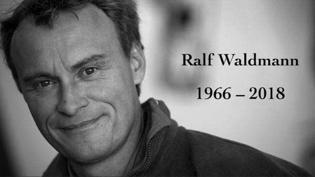 """""""Für immer Freunde"""": In Erinnerung an Ralf Waldmann"""