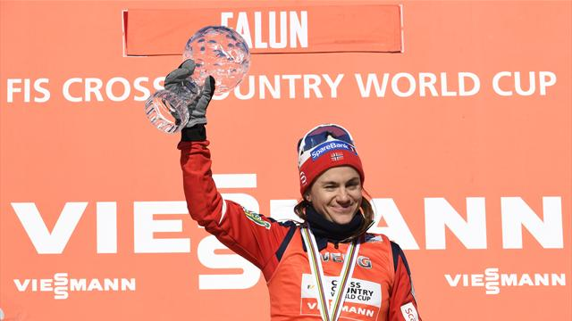 Weng claims consecutive Crystal Globes despite Bjoergen victory