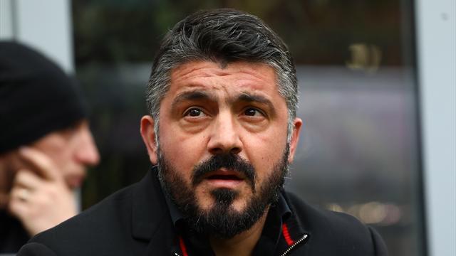 Gattuso et Milan, l'aventure continue jusqu'en 2021