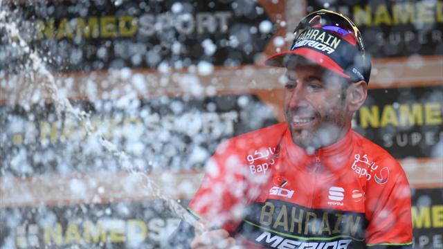 """Contador felicita a Nibali en Eurosport: """"Mi aplauso porque ha motivado a atacar"""""""