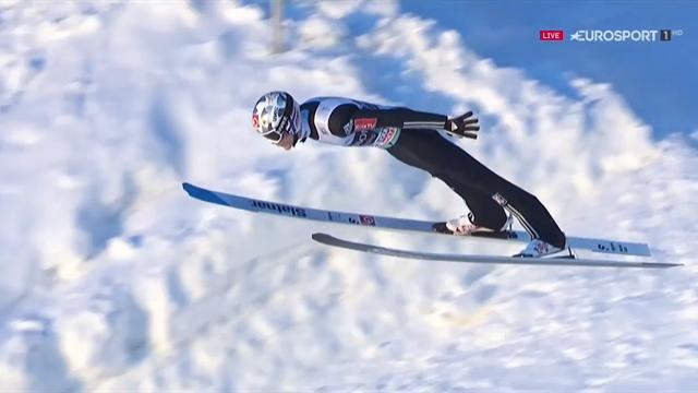 Robert Johansson vince a Vikersund: primo successo in carriera con un salto da 246 metri