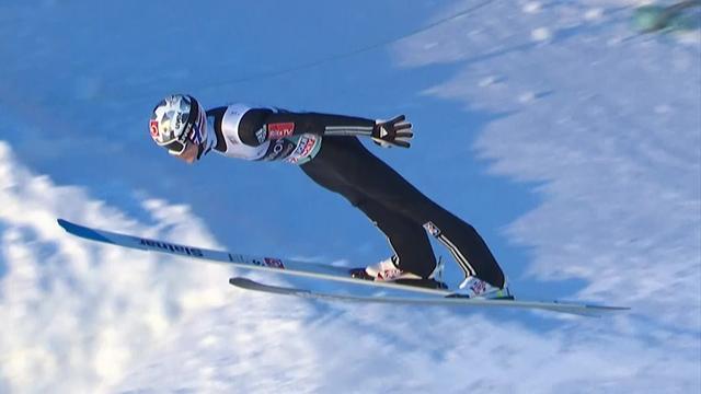 Dünyanın en sıra dışı kayakla atlama turnuvası: Raw Air