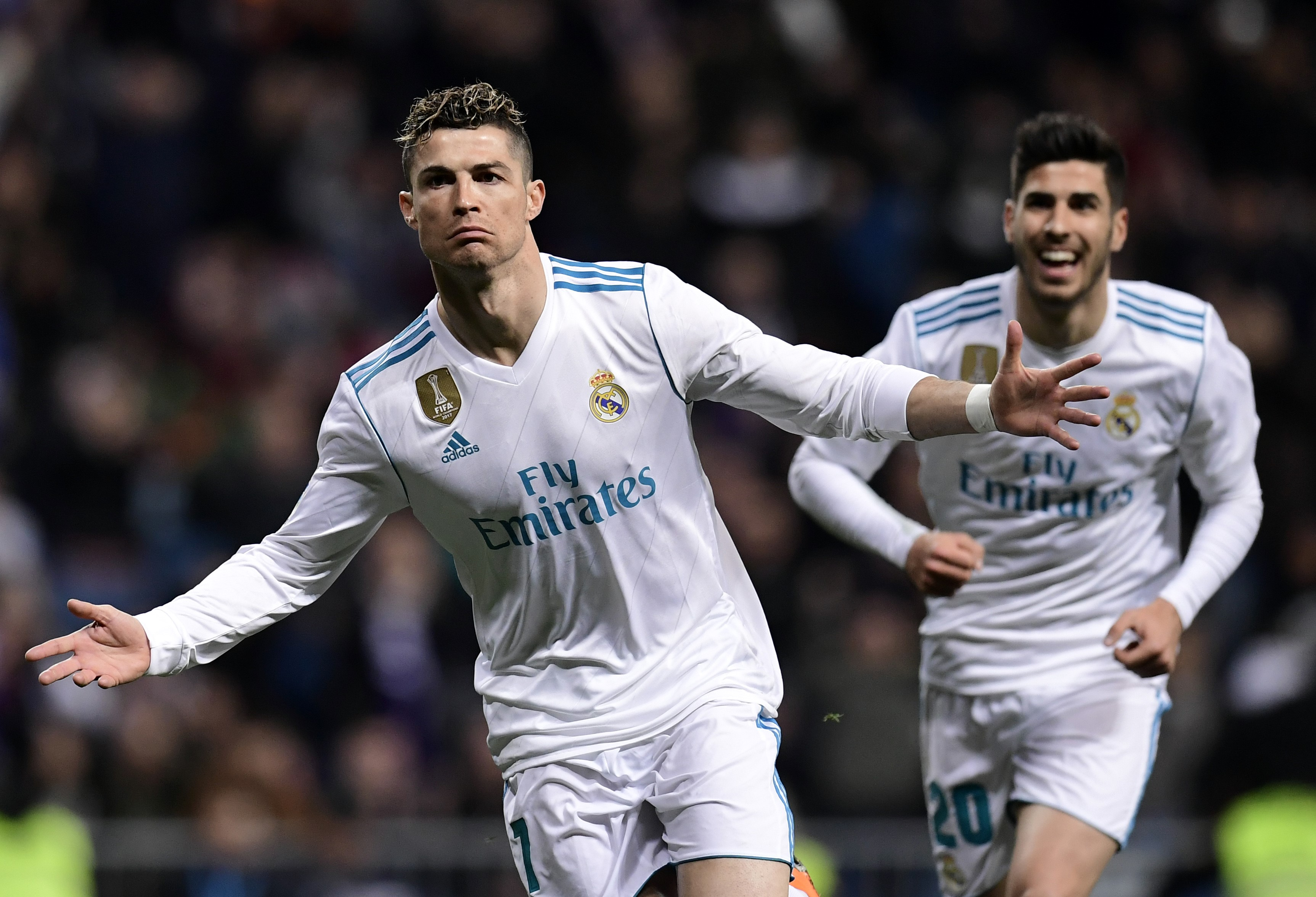Криштиану Роналду («Реал» Мадрид), «Жирона»