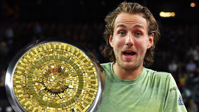 France's Pouille threatens to boycott new-look Davis Cup