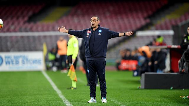 Paper Round: Sarri favourite for Chelsea job