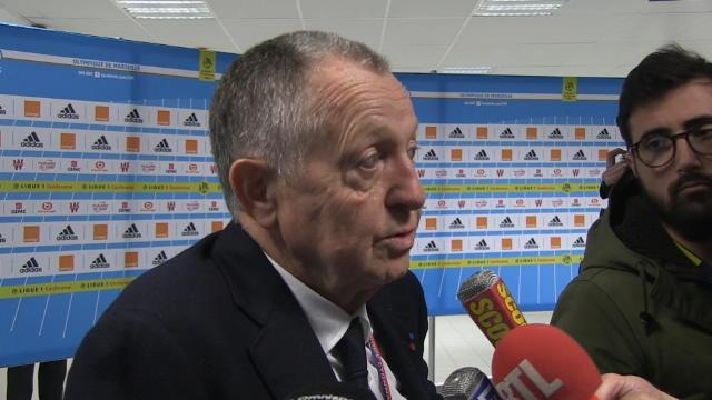 "Aulas : ""On a explosé... mais de joie"""