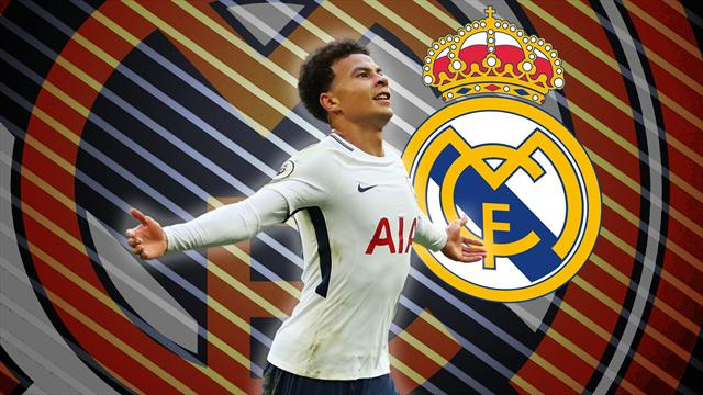Euro Papers: Luka Modric picks Dele Alli as his Real Madrid successor