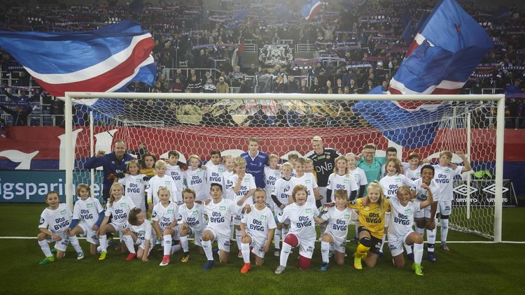 Opprinnelig Drømmekampen søker nye barn - drommekampen 2016-2017 - Fotball LB-42