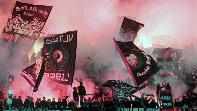 Foggia, club commissariato dopo l'arresto del presidente Sannella