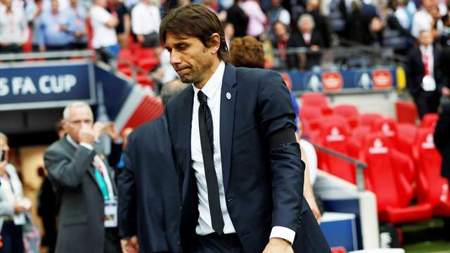 La tendance est confirmée : Conte ne sera pas le prochain entraîneur du Real