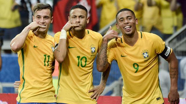 Die Heim-Schmach vergessen machen: Brasilien greift nach dem sechsten Stern