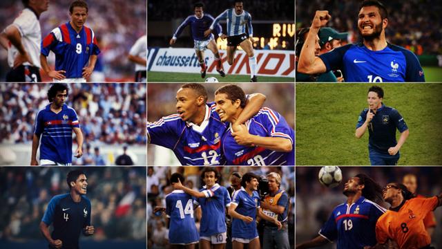 Pour vous, le plus beau maillot des Bleus est celui de… la Coupe du monde 98