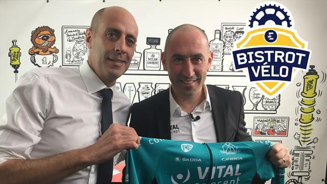 Pineau, Vital Concept, Bouhanni : On en a parlé dans Bistrot Vélo