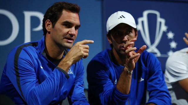 Miami 2018: La 'Armada española', escollo de Federer y posible gran aliada de Nadal en el número 1