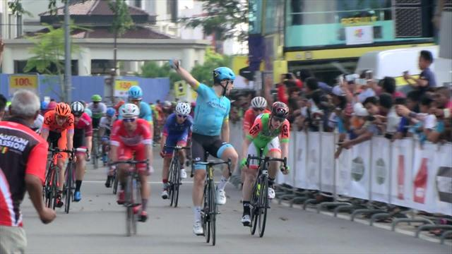 Milani surges to Stage 2 victory in Tour de Langkawi