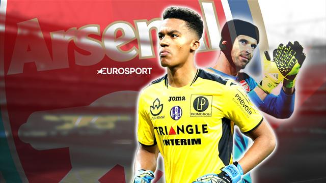 Euro Papers: French wonderkid keeper on a plate for Arsenal