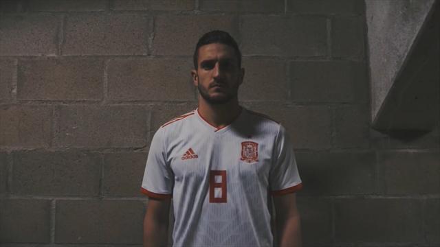 Así es la nueva camiseta de España para el Mundial de Rusia