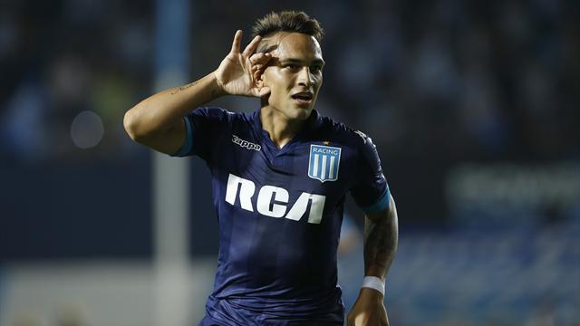 Lautaro Martinez-Inter: il presidente del Racing annuncia la cessione, clausola da 111 milioni