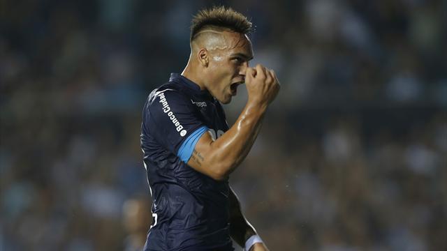 Lautaro Martinez all'Inter, adesso è ufficiale