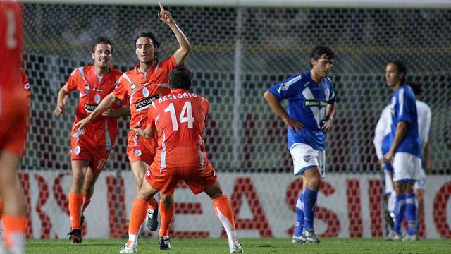 Dino Fava Passaro bomber inossidabile, a 41 anni ha trascinato a suon di gol in Serie D il Savoia