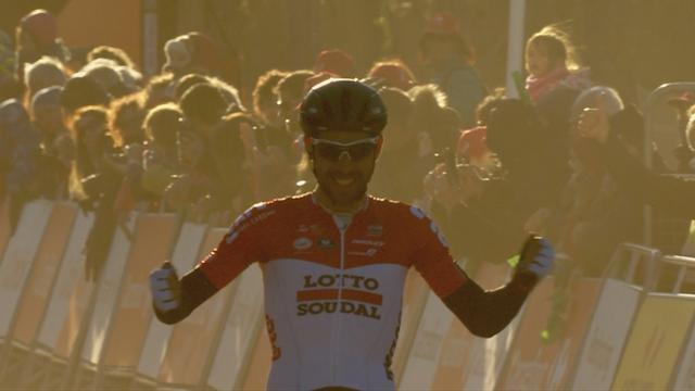 A son habitude, De Gendt s'est isolé pour mieux triompher : revivez l'arrivée de la 3e étape
