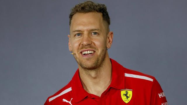 """Vettel: """"La Mercedes è favorita, ma la Ferrari ha buoni motivi per essere ottimista"""""""